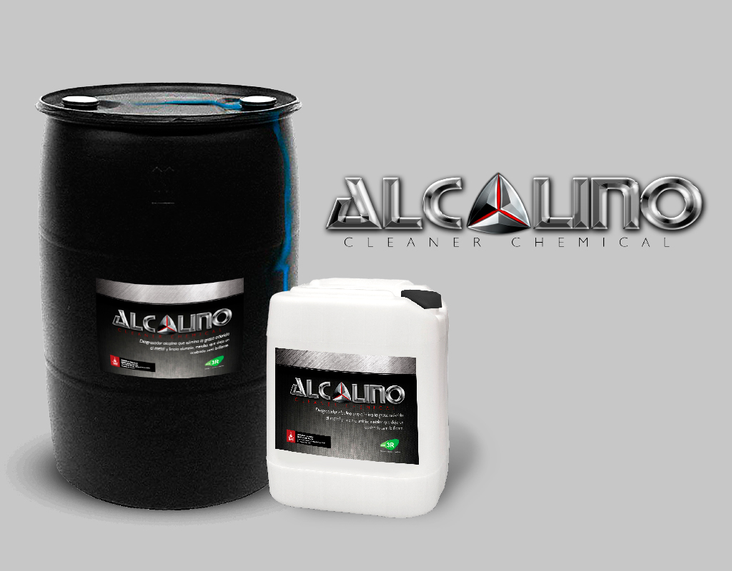 3Alcalino-Cleaner
